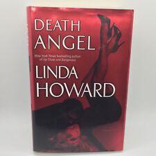 Death Angel by Linda Howard HC DJ Free Shipping