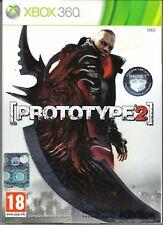 Xbox 360 **PROTOTYPE 2** Radnet Edition nuovo sigillato italiano pal