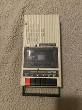 Vintage Califone CAS1500 Cassette Recorder Audio System Used Tested Working