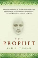 The Prophet, Kahlil Gibran, New