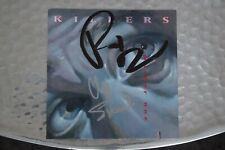 Killers (Di Anno Iron Maiden)  - Murder One CD Album signed
