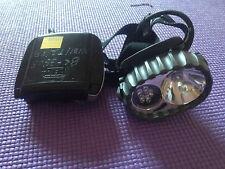 Petzl duo atex led 5 E61L54 Head Light, used - please read