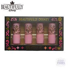 Beautifully Disney Makeup Mini Lipstick Set Makeup Parks Wickedly Beautiful