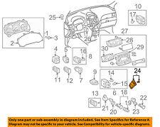 TOYOTA OEM 04-10 Sienna Seat Heater-Heated Seat Switch 84751AE020