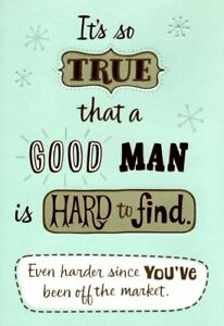 Happy Anniversary Husband A Good Man Is Hard To Find Rare Indeed Hallmark Card