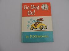 Go Dog Go by Eastman 1961 I Can Read It All by Myself Beginner Books HC Reader