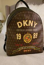 DKNY backpack purse