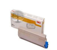 OKI 45862844 MC853 Genuine Black Toner Cartridge