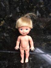 Nude Tommy Boy Doll Kelly Twin Ken Barbie Friend for Ooak Freckles