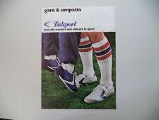 advertising Pubblicità 1980 SCARPE VALSPORT