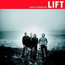 AUDIO ADRENALINE - LIFT rare Christian Rock cd 13 songs 2001