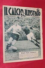 Rivista Sportiva IL CALCIO e il CICLISMO ILLUSTRATO Anno 1949 N°16 VANZ SIMATOC