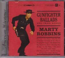 Gunfighter Ballads Bonus TRA 2005 Marty Robbins CD