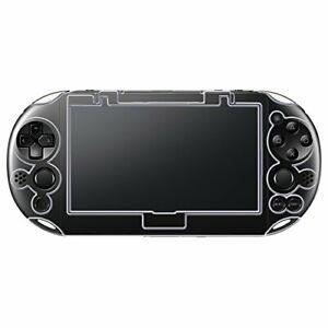 PSV PS Vita Transparent Protective Case JTK 4961818027084 Japan