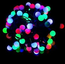Decorative Lights Ball Shaped LED 6 Metre Long