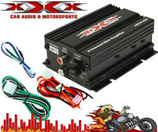 Xmoto200 xXx 200 Watt 2 Channel Small Space Amplifier for Car or Motocycle