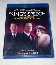 The Kings Speech [Blu-ray] Blu-ray