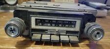 1978-1987 Chevy Blazer GM Delco AM FM Dash Radio w/ Orig Knob Covers, Olds Buick