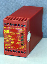 STI Omron SR06AM Universal Dual Channel Safety Monitoring Relay Unit