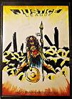 DC Comics Justice League Wonder Woman Sketch Card 1/1 by Yonami