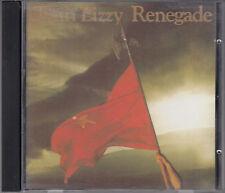 Thin Lizzy : Renegade CD FASTPOST