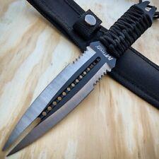 "8.5"" M-Tech Fantasy Hunting Survival Fixed Blade Knife Scorpion Dagger w/ Sheath"