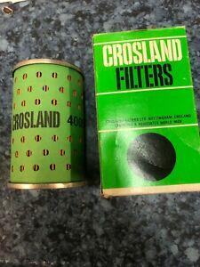 Citroen, Peuegot, Renault (1975-2000) Fuel Filter Crosland 4005