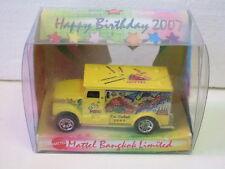 MATCHBOX RARE Employee mb58 armoured truck MATTEL Bangkok Birthday 2007