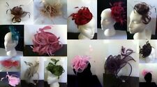 Feather Fascinator Hats for Women
