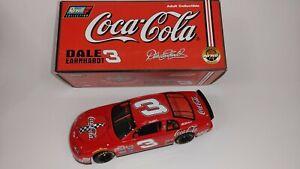Dale Earnhardt Sr #3 Coca Cola 1998 Monte Carlo 1:18 Diecast Revell