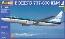 """Revell 1/144 Boeing 737-800 """"KLM"""" Plastic Kit#04245 s"""