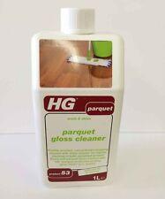 HG PARQUET GLOSS Cleaner lavare e Lucidante 1 litro-le solette