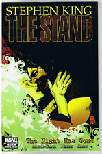 STEPHEN KING : STAND - The NIGHT HAS COME #2, 2011, NM, Virus, more in store