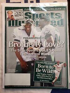 Sports Illustrated Back Issue September 26, 2005 Donovan McNabb / Terrell Owens