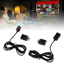 New 30 to 60Khz Dual Band IR Over HDMI Remote Control Extender Receiver Cable G#