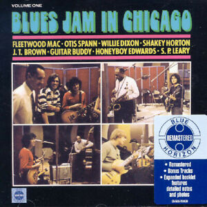 Fleetwood Mac Blues Jam in Chicago Volume 1 3 Extra Tracks Remastered CD NEW
