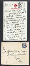 Baron Stamfordham Signed Letter 1929 Remembrance Day for World War I Armistice
