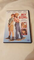 My Girl (DVD, 1998, Subtitled in French, Spanish, and English) ~ LIKE NEW