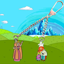 Adventure Time Princess Bubblegum & The Candy People Key chain / Keyring