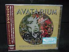 AVATARIUM Hurricanes And Halos JAPAN CD Candlemass Witchcraft Nemesis Royal Hunt