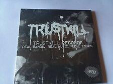 TRUSTKILL RECORDS - sealed 2004-2006 Sampler - TERROR - BULLET FOR MY VALENTINE