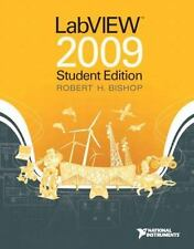 Original US Edition - NEW - LabView 2009 by Robert Bishop - Free Shipping