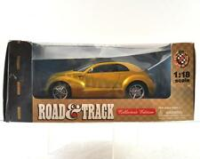 ROAD AND TRACK CHRYSLER PRONTO CRUIZER 1:18 DIE-CAST METAL COLLECTORS EDITION
