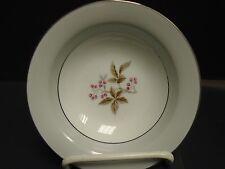 """Noritake #5447 7-3/4"""" Rimmed Soup Bowls"""