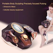 Ultrasonic HIFU Body Shaper Slimming Machine Weight Loss Electronic Equipment US