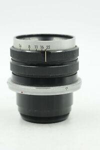 Nikon Nikkor Bellows Short 135mm F4 Q 135/4                                 #030