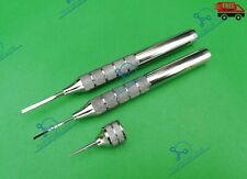 Flex Periotome & Screw Root Extraction Molars Remover Periodontal Implant