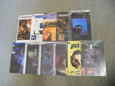 The Sandman [comic], 11 issues from 1990-96. by Gaiman, Neil