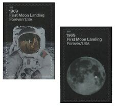 US 5399-5400 1969 First Moon Landing forever set (2 stamps) MNH 2019