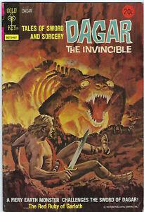 Gold Key Comics- Dagar the Invincible #8, July 1974